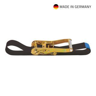 0 Adam Hall Accessories SR 506 - Cinghia di Fissaggio con Cricchetto 50 mm - 6,0 m