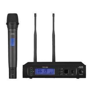 IMG Radiomicrofono Palmare Professionale UHF 1000 Canali