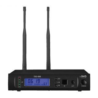 STAGE LINE TXS-606 - Unità Ricevitore Multifrequenza 1 Ch UHF