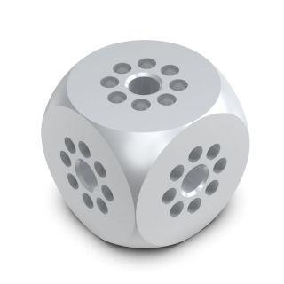 0 Showtec - Single Tube Cube - semi-connettori non forniti in dotazione