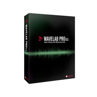 Steinberg WaveLab Pro 9.5 Educational - Software Audio