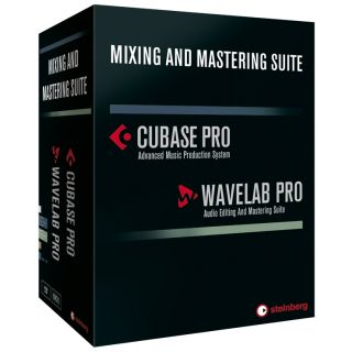 steinberg mixing & mastering suite