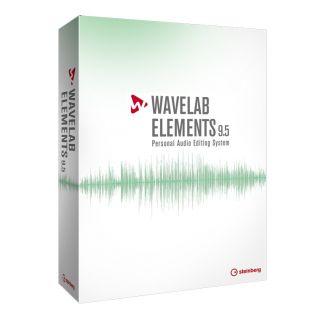 STEINBERG WaveLab Elements 9.5 - Software per Produzioni Audio