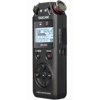 Tascam DR 05X - Registratore Stereo Digitale Palmare02