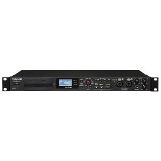 Tascam sd20m front