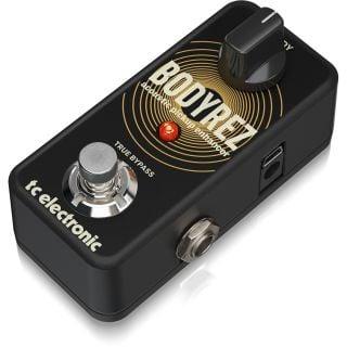 TC Electronic BodyRez - Preamplificatore per Chitarra Acustica02