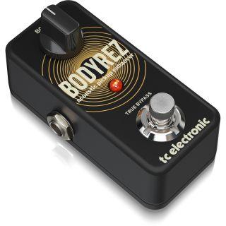 TC Electronic BodyRez - Preamplificatore per Chitarra Acustica03