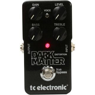 Tc electronic dark matter distortion front