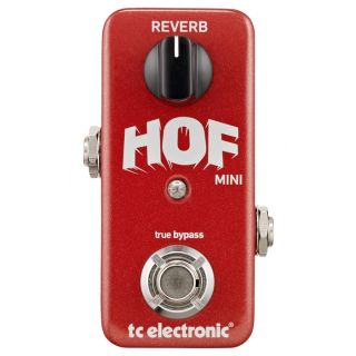 TC Electronic Hall of Fame Reverb - Effetto Riverbero