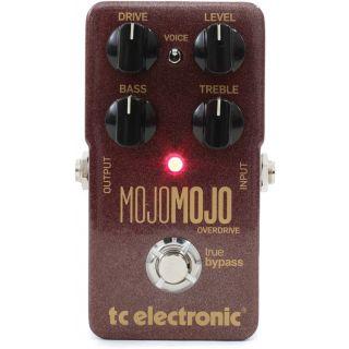 Tc electronic MojoMojo overdrive front
