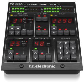 TC Electronic TC2290 DT - Effetto Delay Desktop02