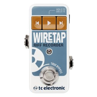Tc electronic wiretap front