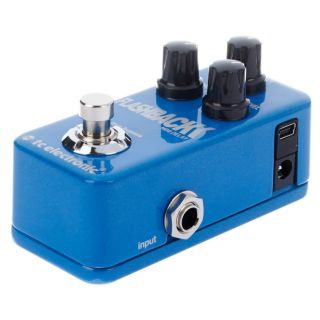 tc electronic flashback mini delay side