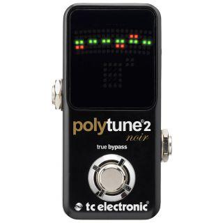 tc electronic polytune 2 mini noir front