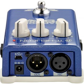 TC Helicon Harmony Singer back