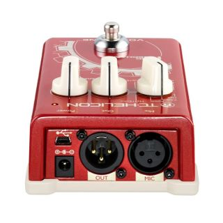 TC Helicon Mic Mechanic back