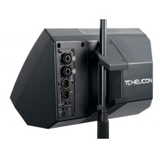 tc helicon voicesolo fx150 back