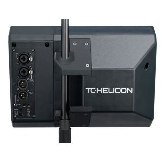 tc helicon voicesolo fx150 rear