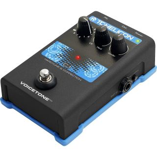 tc helicon VoiceTone c1 side
