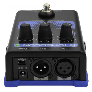 tc helicon voicetone h1 rear