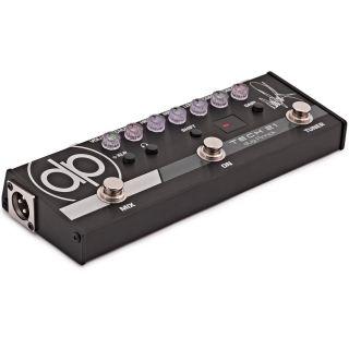 Tech 21 DP-3X - Preamp a Pedale per Basso dUg Pinnick Signature02