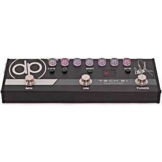 Tech 21 DP-3X - Preamp a Pedale per Basso dUg Pinnick Signature03