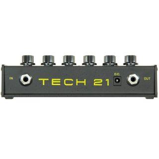 Tech 21 SansAmp Programmable Bass Driver DI02