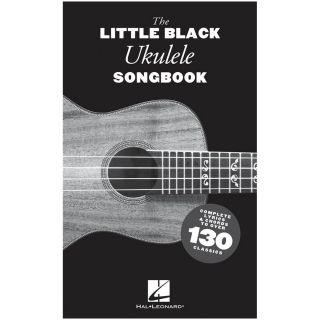 Hal Leonard The Little Black Ukulele Songbook