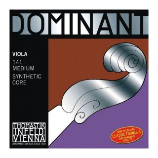 THOMASTIK - Set di Corde per Viola Serie Dominant Medium 4/4