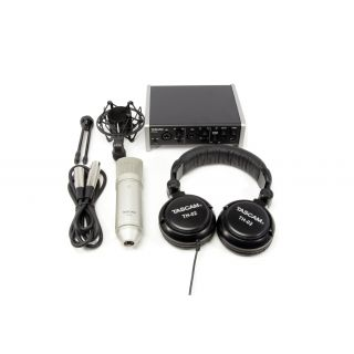 TASCAM Trackpack 2x2  kit 3