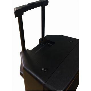 Cassa acustica portatile trolley manico