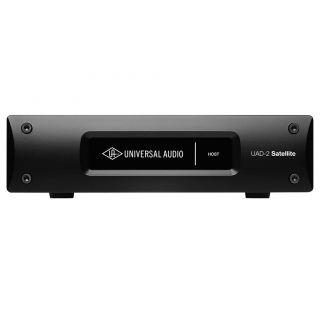 UNIVERSAL AUDIO UAD-2 SATELLITE THUNDERBOLT - Acceleratore DSP QUAD CORE Thunderbolt