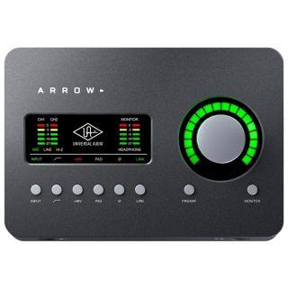 Universal Audio Arrow - Interfaccia Audio Thunderbolt02