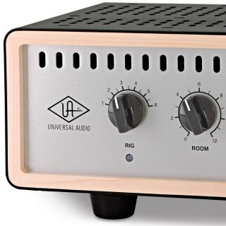 Universal Audio OX Amp Top Box - Load Box Analogica per Amp Valvolari02