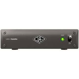 Universal Audio UAD-2 Satellite Thunderbolt 3 QUAD Core - Acceleratore DSP QUAD Core