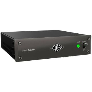 Universal Audio UAD-2 Satellite Thunderbolt 3 QUAD Core - Acceleratore DSP QUAD Core03