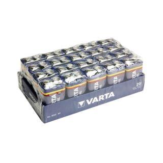 1 VARTA Batterien Industrial 4022 - Batteria 9 V