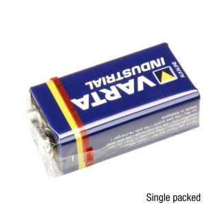 2 VARTA Batterien Industrial 4022 - Batteria 9 V