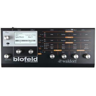Waldorf Blofeld Black - Sintetizzatore Digitale Modulare