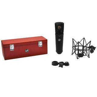 Warm Audio WA-87 R2 Revision 2 Black - Microfono da Studio a Condensatore a Diaframma Largo03