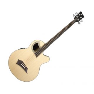 WARWICK RB ALIEN DELUXE NATURAL - Basso Acustico 4 Corde Natural