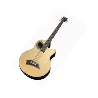 WARWICK RB ALIEN STANDARD 5 NATURAL - Basso Acustico 5 Corde Natural
