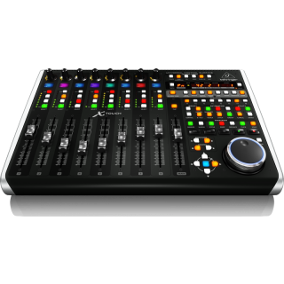 BEHRINGER X-Touch vista frontale