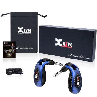 6 X Vive U2 Blue Sistema Wireless per Chitarra/Basso