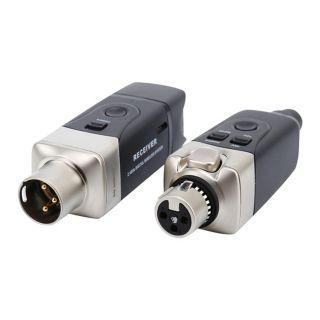 3 X Vive U3C Sistema Wireless per Microfoni a Condensatore
