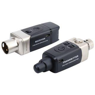 4 X Vive U3C Sistema Wireless per Microfoni a Condensatore
