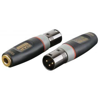 0 DAP-Audio - XGA35 - XLR/M 3p. > Jack/F Balanced - Adapters