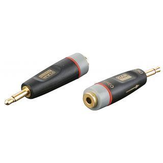 0 DAP-Audio - XGA43 - Mini Jack/M mono > Mini Jack/F - Inclusi 2 resistori da 10 kilo-Ohm