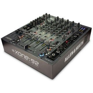 0-Allen & Heath Xone 92 Bla