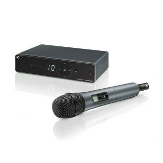 Sennheiser XSW 1 835 Vocal Set A-Band - Sistema Wireless con Microfono Palmare e835
